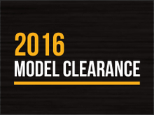 2016 Model Clearance